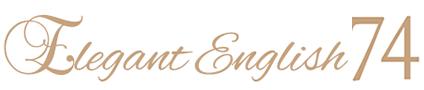 『エレガント英語74』 特設ウェブサイト