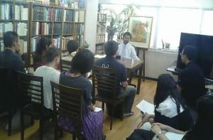2009年・夏の教養講座